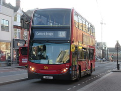 Photo of Go Ahead London Metrobus E151 SN11BTY On Route 320 in Bromley