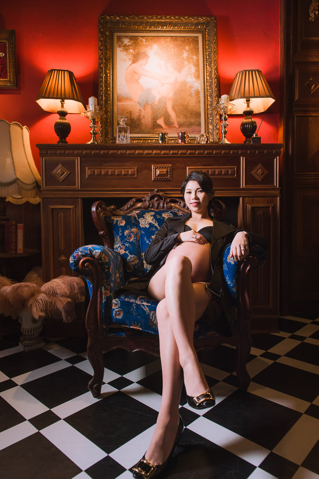 台南孕婦寫真 WU 留下帥氣又美麗的幸福回憶 024