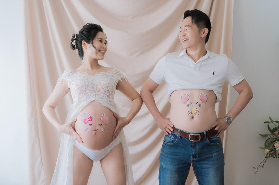 台南孕婦寫真 WU 留下帥氣又美麗的幸福回憶 009