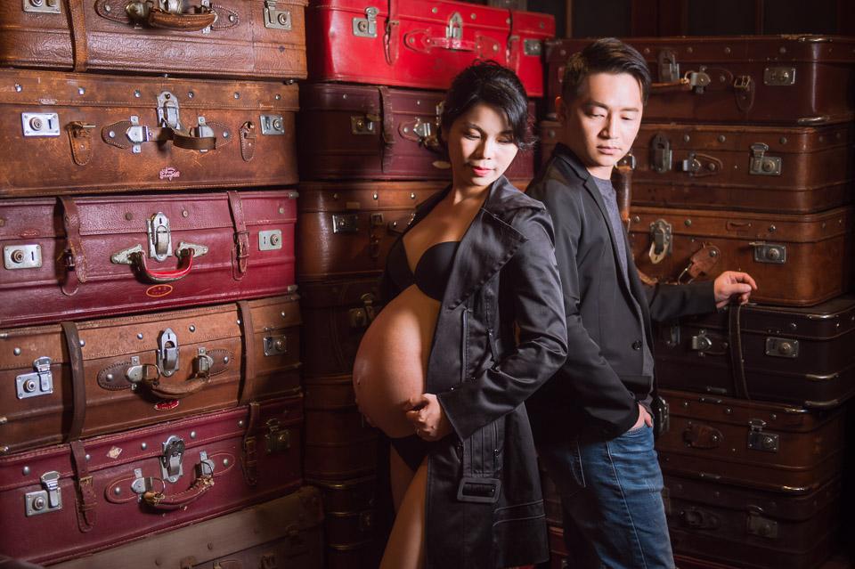 台南孕婦寫真 WU 留下帥氣又美麗的幸福回憶 025
