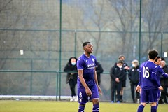 Season 2020-2021: Friendly U21 Anderlecht-Eupen
