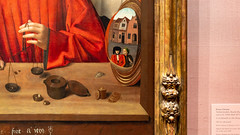 Petrus Christus, A Goldsmith in his Shop
