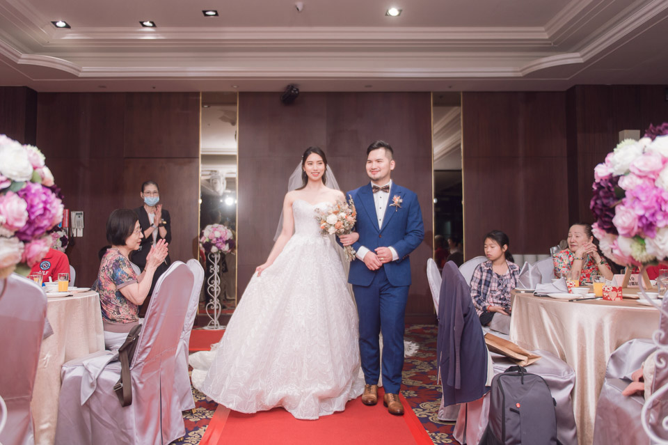 台南婚攝 A&Z 富信大飯店 婚禮紀錄 060