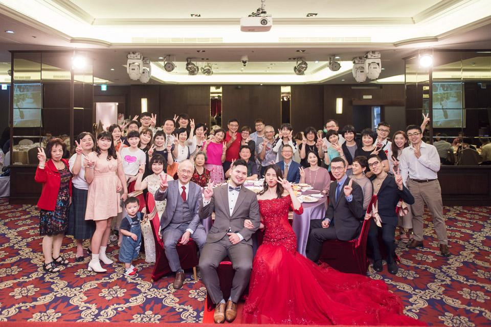 台南婚攝 A&Z 富信大飯店 婚禮紀錄 093