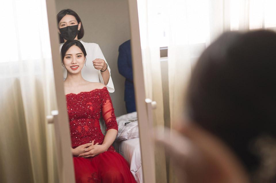 台南婚攝 A&Z 富信大飯店 婚禮紀錄 014