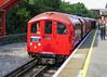10012 1938 Stock Steam on the Met 2008 Metropolitan Line London Underground Amersham 14.09.08