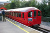 11012 1938 Stock Steam on the Met 2008 Metropolitan Line London Underground Amersham 14.09.08