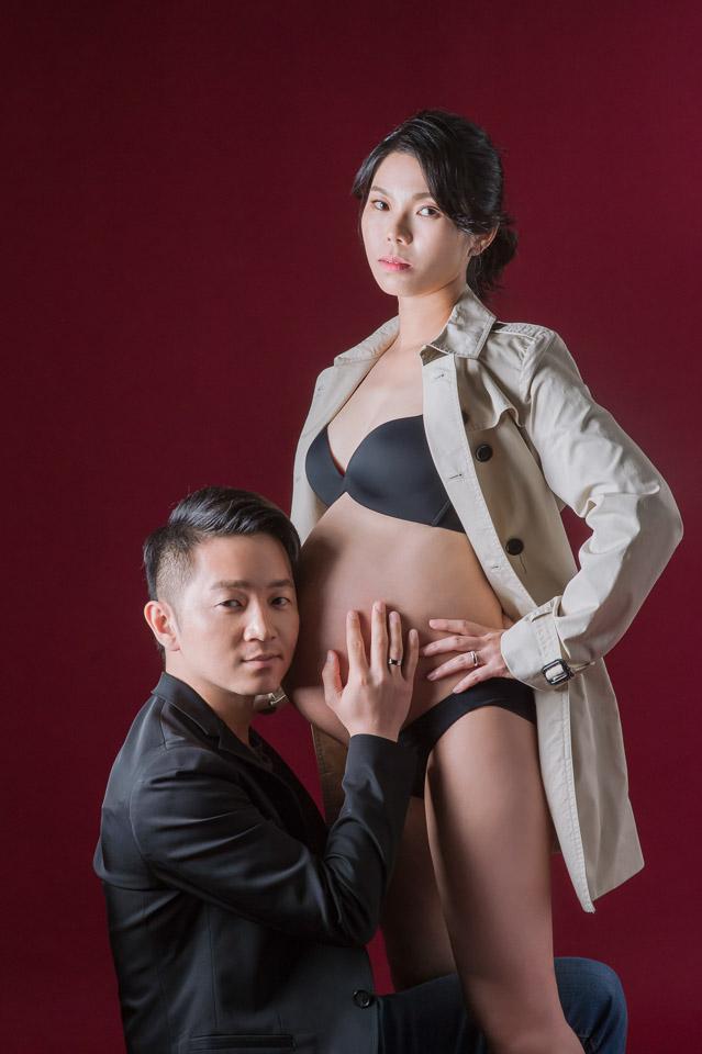 台南孕婦寫真 WU 留下帥氣又美麗的幸福回憶 029