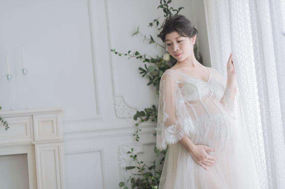台南孕婦寫真 FISH 甜美又性感的美麗孕媽咪 004