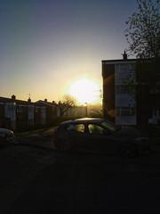 Photo of Misty Sunrise