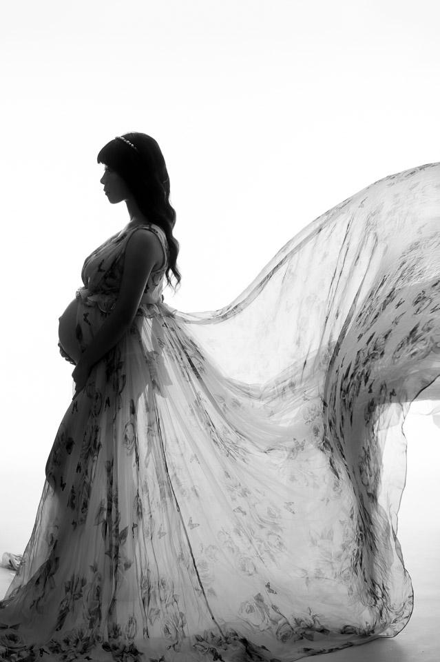 台南孕婦寫真 FISH 甜美又性感的美麗孕媽咪 018