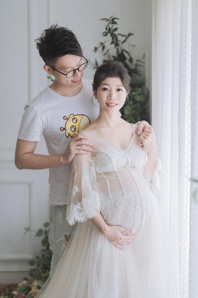 台南孕婦寫真 FISH 甜美又性感的美麗孕媽咪 005