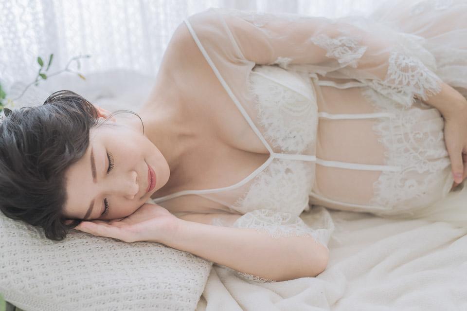 台南孕婦寫真 FISH 甜美又性感的美麗孕媽咪 009