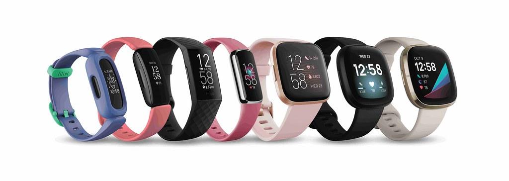 圖6. Luxe與配備心率追蹤的現有Fitbit產品同樣提供Fitbit壓力管理分數,根據用戶關鍵健康指標評估每天身體面對壓力的反應