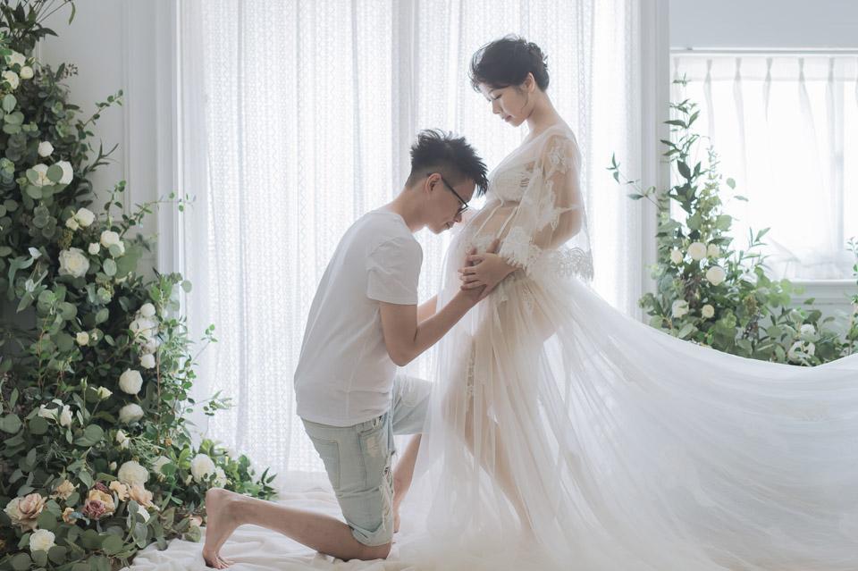 台南孕婦寫真 FISH 甜美又性感的美麗孕媽咪 010
