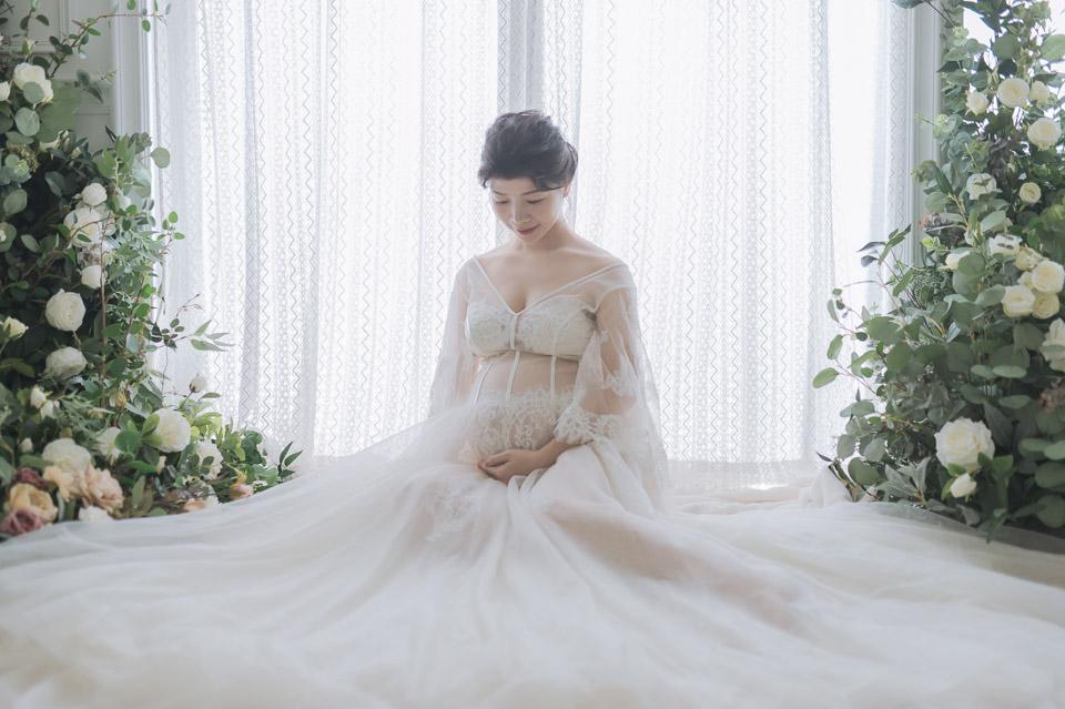 台南孕婦寫真 FISH 甜美又性感的美麗孕媽咪 008