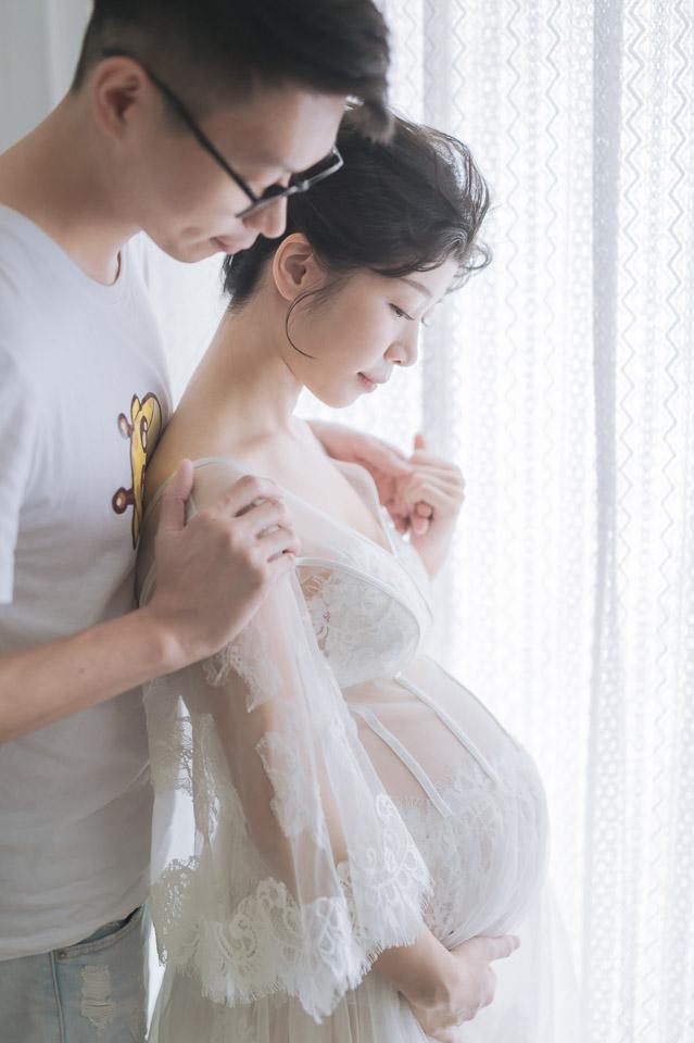 台南孕婦寫真 FISH 甜美又性感的美麗孕媽咪 006