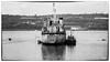 Ship Docked in Bedford Basin