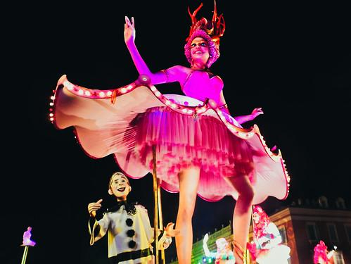 Princess of the carnival