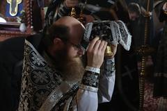 23/04/2021 - Архиерейское богослужение в пятницу 6-й седмицы Великого поста