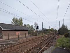 Photo of Irvine Railway Station