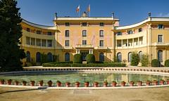 Barcelona: Palau Reial de Pedralbes