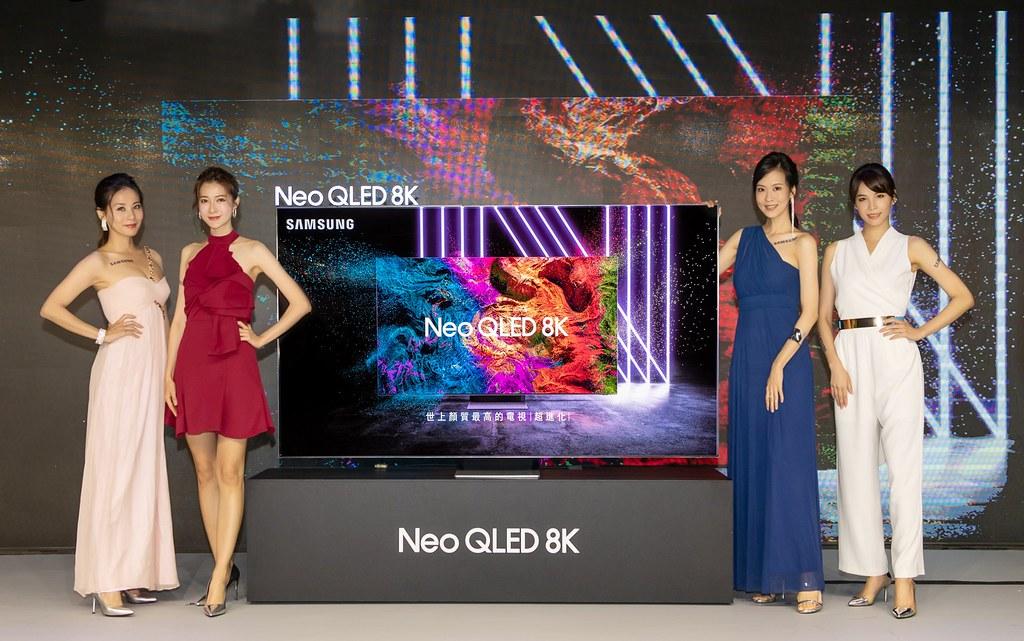 【新聞照片1】三星Neo QLED量子電視正式在台上市