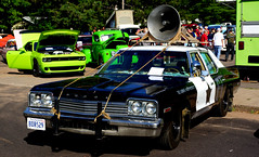 "1974 Dodge Monaco ""Blues Brothers"" Tribute Police Car"