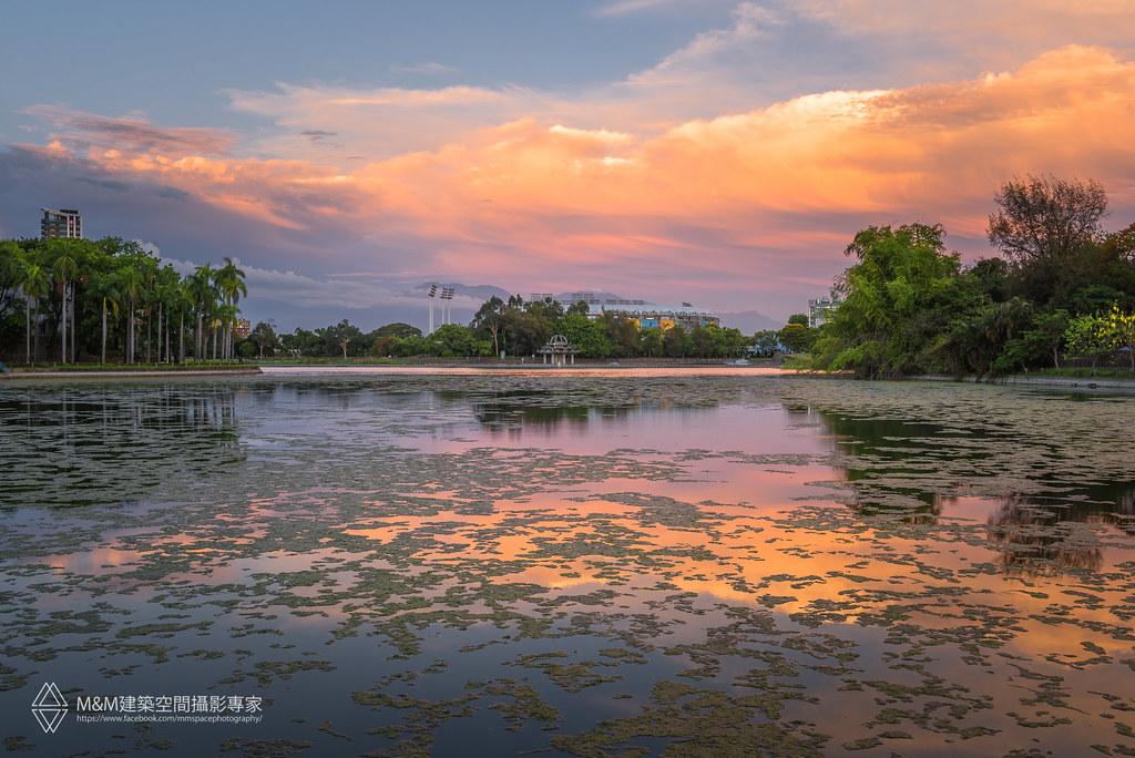 澄清湖夕陽-9