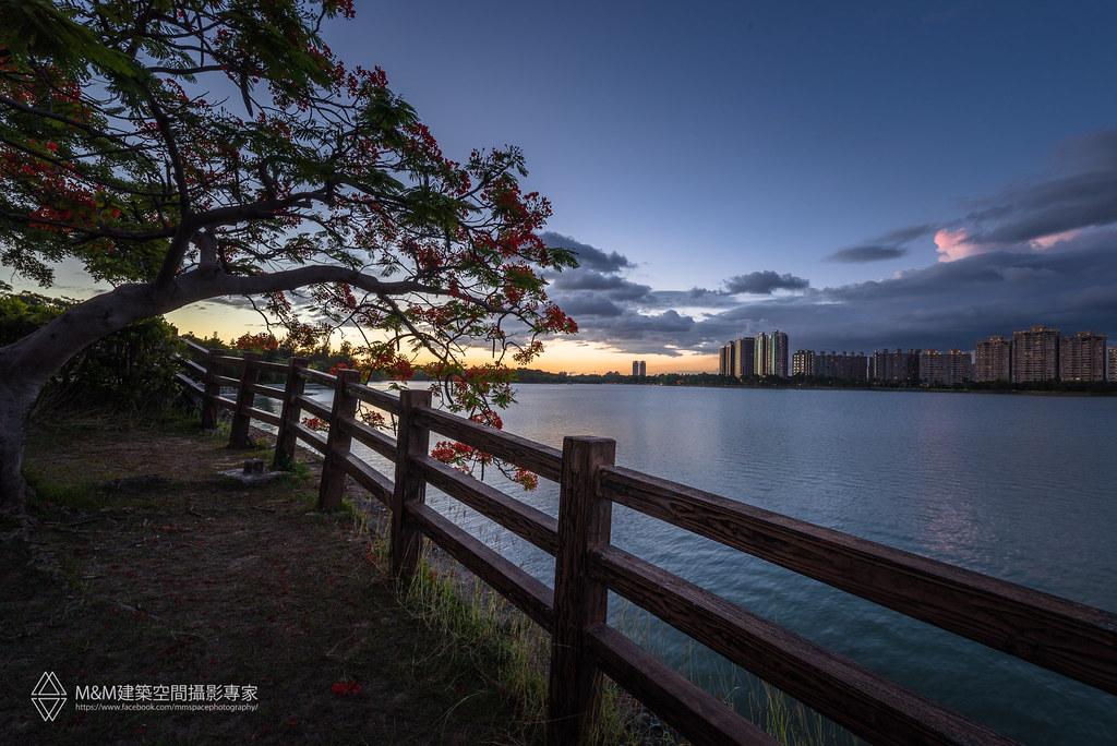 澄清湖夕陽-15
