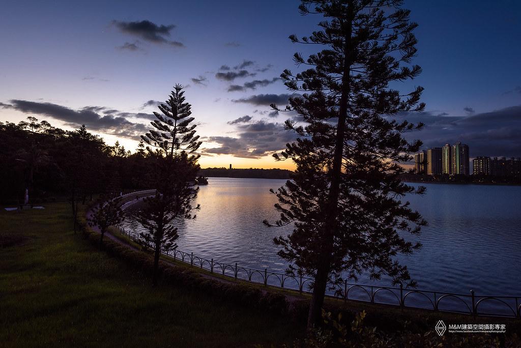 澄清湖夕陽-17