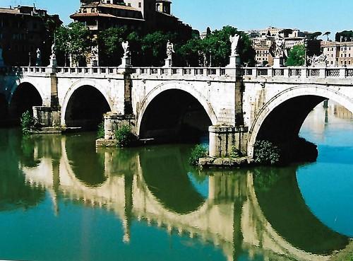 Rome, Ponte Sant'Angelo