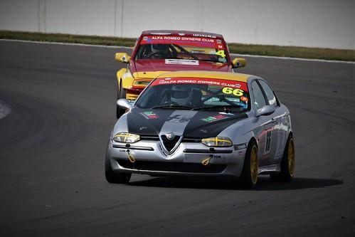 Alfa Romeo Championship - Silverstone 2021