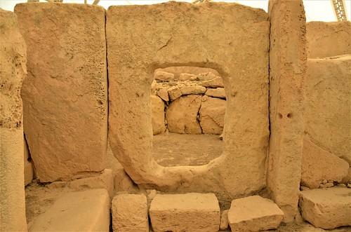Malta - Hagar Qim Temples - Mnajdra Temples
