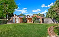 3 Barnes Place, Rouse Hill NSW
