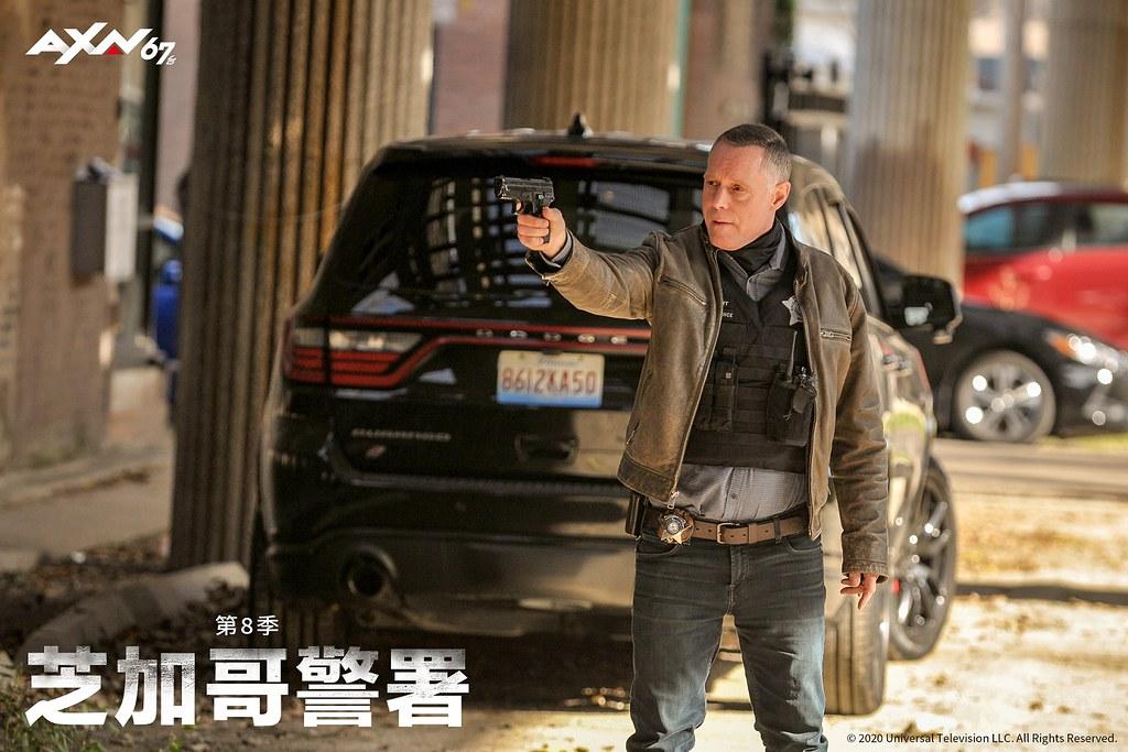 AXN 美劇《芝加哥警署》第八季 劇照 1