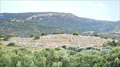 Le site archéologique de Gournia (Crète)