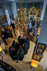 27 апреля 2021, Митрополит Кирилл совершил монашеский постриг студента семинарии