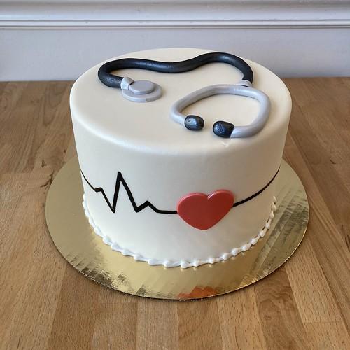 Doctor Designer Cake