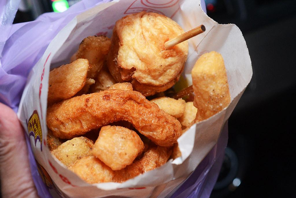 東湖猛男雞排鹹酥雞