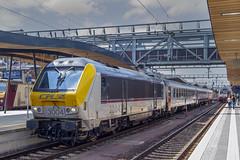 CFL 3004 - BR 3000 Alstom - City of Luxemburg