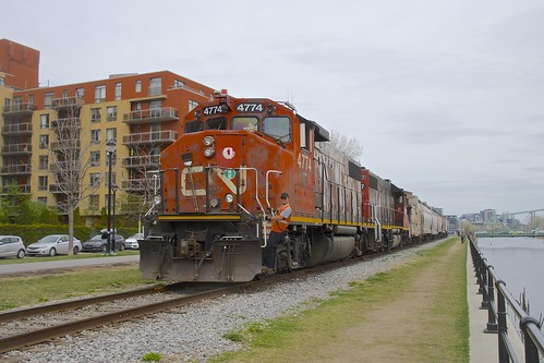 Out on CN 4774