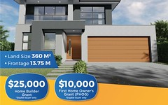 Lot 12/25 Brown road, Austral NSW