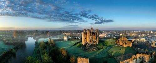 Trim Castle or The Braveheart Film Castle.
