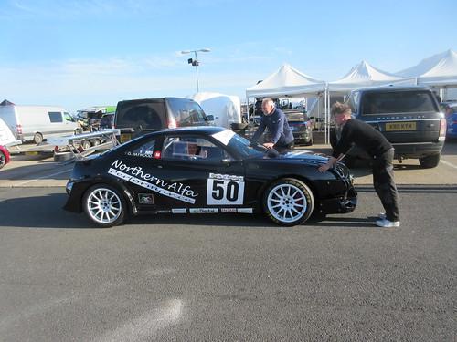 Gareth Haywood's ex Seager GTV