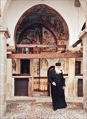 Le Monastère de Saint-Jean-le-Théologien à Patmos (Grèce)
