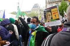 1er mai 2021 à Paris