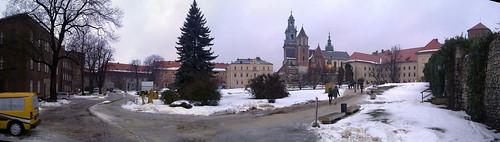 Kraków-Krakau - Burg Wawel-Zamek Królewski (PL)-08