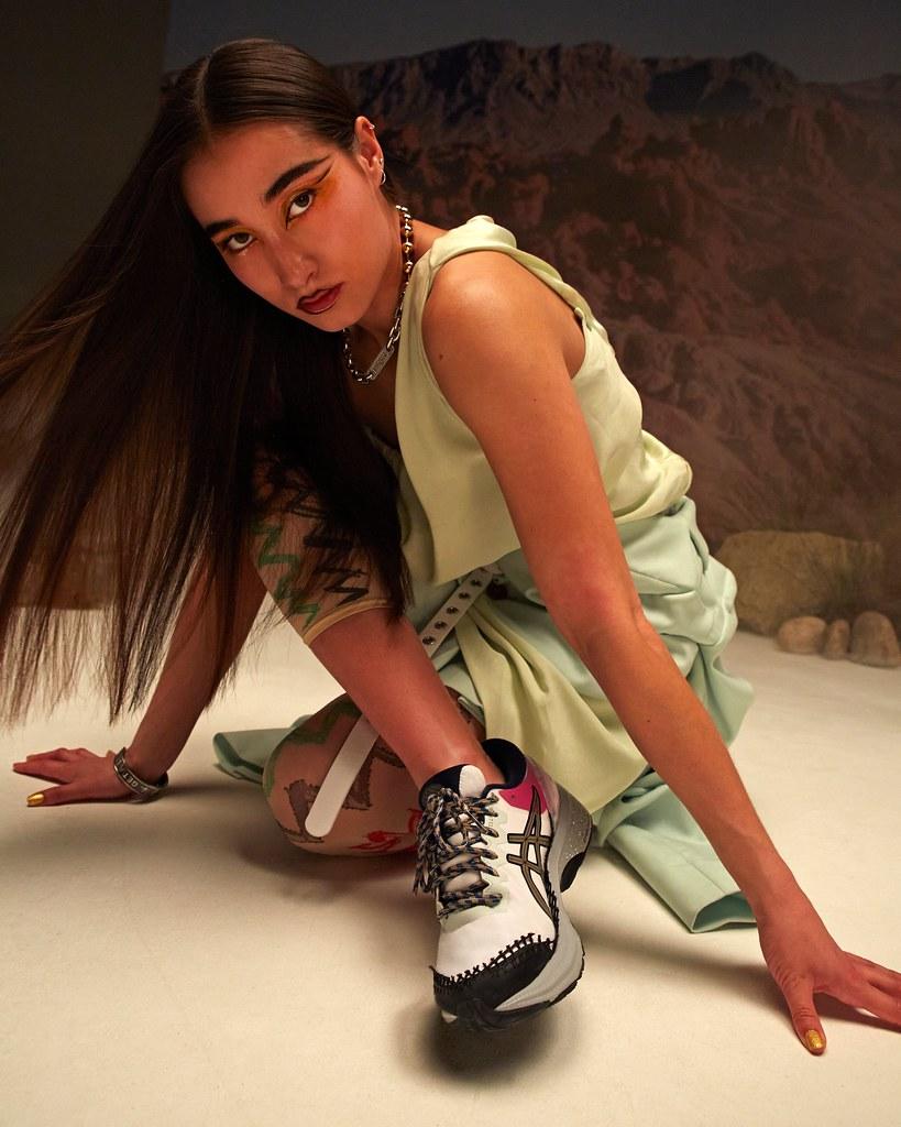 ASICS X Vivienne Westwood GEL-KAYANO 27 DE將於5月1起正式上市
