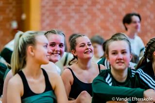 Første gymnastikopvisning torsdag den 29. april 2021